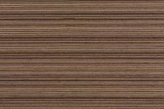 Wenge fornir, naturalny drewniany tło Obrazy Stock