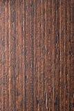 Wenge Furnier-Blatt Stockbilder