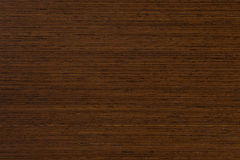 Wenge wood in the macro. Extremely high resolution photo Royalty Free Stock Image