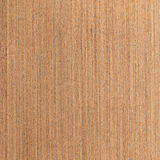 Wenge wood texture,  veneer Royalty Free Stock Images