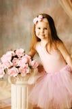 Wenig Ballerinaschönheit Lizenzfreie Stockbilder