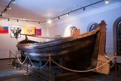 Wenig Boot von Peter I Lizenzfreie Stockfotografie