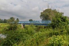 Wenig Brücke Lizenzfreie Stockfotos