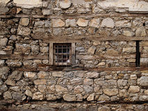 Wenig eingesperrtes Fenster Stockbild