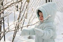 Wenig Eskimo Lizenzfreie Stockfotografie