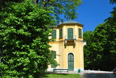 Wenig Gloriette, Wien Lizenzfreie Stockfotografie