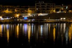 Wenig Hafen Stockfoto