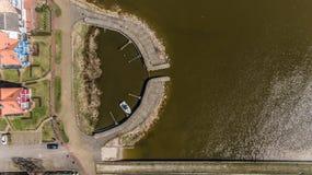 Wenig Hafen Lizenzfreie Stockbilder