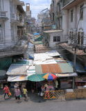 Wenig Indien Bangkok Thailand stockfotos
