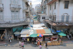 Wenig Indien Bangkok Thailand lizenzfreie stockfotografie