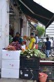 Wenig Indien-Bezirk in Singapur Stockbild