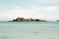 Wenig Insel Stockbild