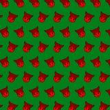 Wenig Junge - emoji Muster 79 stock abbildung