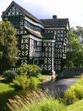 Wenig Moreton Hall - England Stockbilder