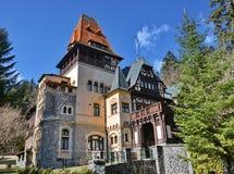 Wenig Peles-Schloss lizenzfreie stockfotografie