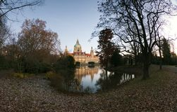 Wenig Planet Hannover Lizenzfreie Stockfotos