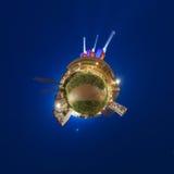 Wenig Planet Hannover Stockfoto