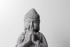 Wenig Statue von Buddha Lizenzfreies Stockfoto