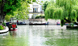 Wenig Venedig im Sommer Lizenzfreie Stockfotos