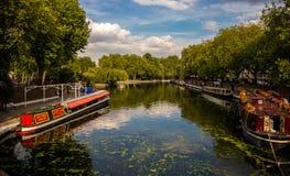 Wenig Venedig, London Stockbilder