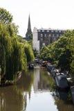 Wenig Venedig in London Stockbilder