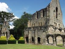 Wenlock Priory Wenlock, Dużo, Shropshire, Anglia Zdjęcia Royalty Free
