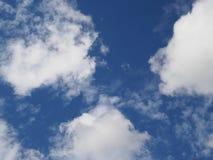 Wenn Wolken und Himmel nein vereinigen 4 lizenzfreie stockfotografie