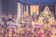 Wenshu-Kloster, Chengdu, China Stockfoto