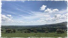 Wensleydale Йоркшир Стоковые Изображения