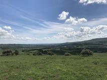 Wensleydale Йоркшир Стоковые Фото