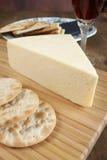 Wensleydale cheese Stock Photos