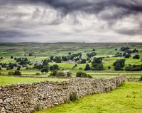 Wensleydale North Yorkshire Anglia obraz royalty free