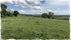 Wensleydale Yorkshire Images stock
