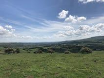 Wensleydale Yorkshire photos libres de droits