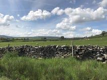 Wensleydale Yorkshire image libre de droits