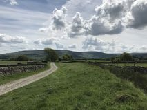 Wensleydale Yorkshire Photo stock