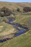 Wensleydale - Yorkshire -England. Stock Image