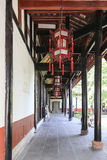 Wensu temple in chengdu,china Royalty Free Stock Image