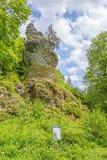 Wentalbweible famoso, Wental, alpi sveve Fotografia Stock Libera da Diritti