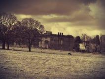 Wentworth Castle στοκ εικόνα με δικαίωμα ελεύθερης χρήσης