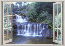 Wentworth Falls Stock Foto