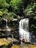 Wentworth Falls Photo libre de droits