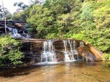 Wentworth Falls Images libres de droits