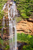 Wentworth Falls, Blue Mountains - Australia Stock Images