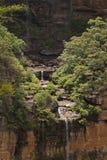 Wentworth Falls Blue Mountains Australia Stock Image