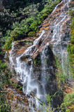 Wentworth Falls in Blue Mountains, Australia Royalty Free Stock Photo