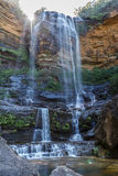 Wentworth Falls Royalty Free Stock Photography