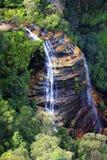 Wentworth falls, Blue Mountains National Park, NSW, Australia Stock Photo
