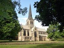 Wentworth Holy Trinity Church Arkivbilder