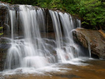 Wentworth waterfall royalty free stock image